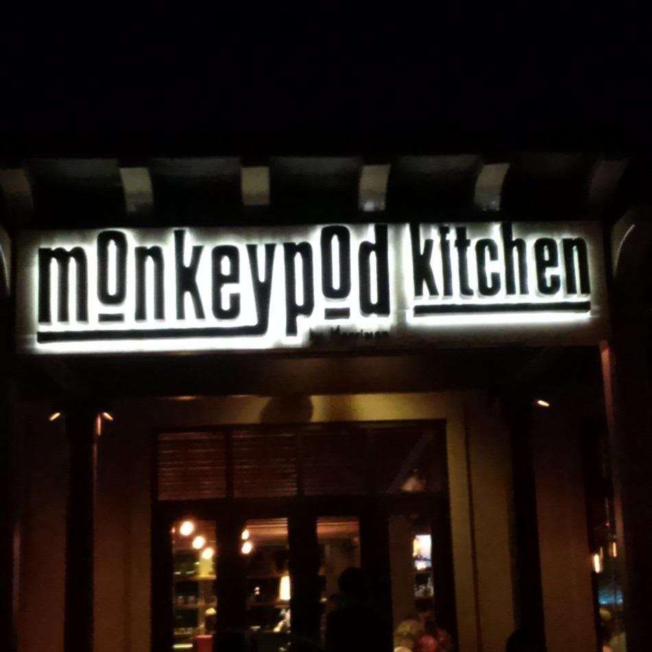 Monkeypod Kitchen Menu Hours
