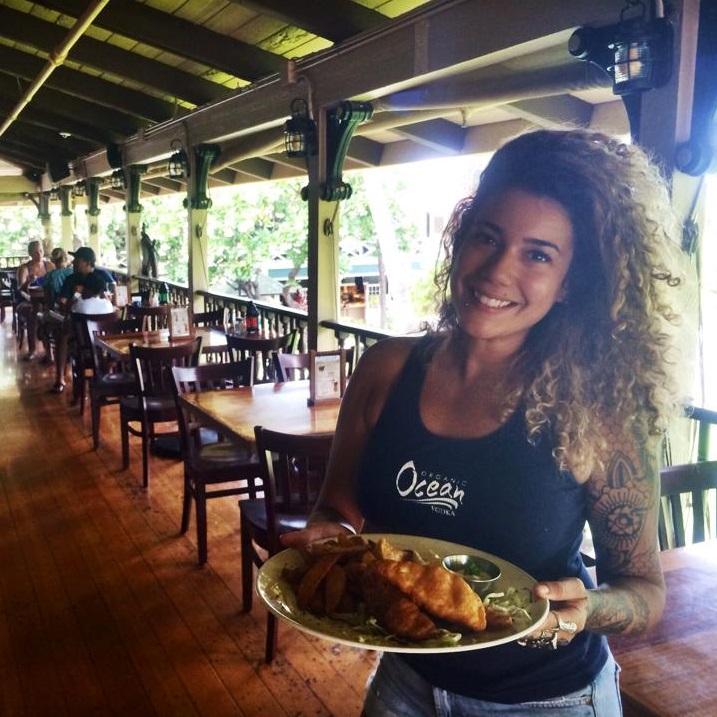 Captain Jack's Island Grill